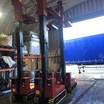 SCISSOR LIFT ON TRACKS 4.2M HEIGHT REACH