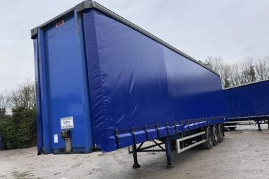 2012 SDC Curtain Sider 4.87m – Ready To Work!